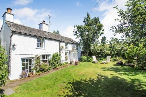 Rose Cottage, Crosthwaite, Lake District National Park. 3 bedroom cottage for sale