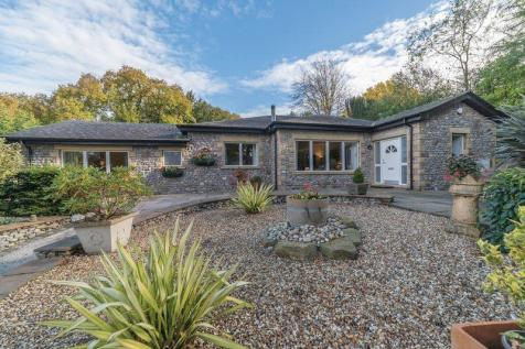 New Barns, Arnside. 4 bedroom detached bungalow for sale