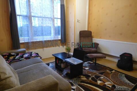 London Road, Leicester. 4 bedroom ground floor flat