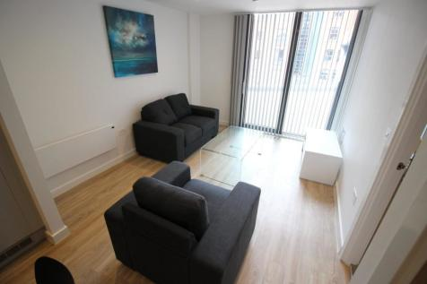 Oxid House, Northern Quarter, Manchester. 1 bedroom apartment