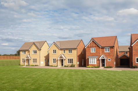 Off Witney Road, Kingston Bagpuize,  Oxfordshire  OX13. 4 bedroom detached house