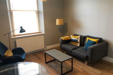 Union Street, Aberdeen, Aberdeenshire, AB10. 2 bedroom flat