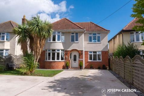 Chedzoy Lane, Bridgwater. 5 bedroom detached house for sale