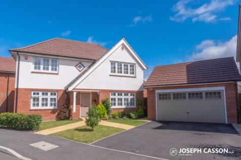 Brickworks Road, Chilton Trinity, Bridgwater. 4 bedroom detached house for sale