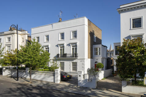 Chepstow Villas, London, W11. 7 bedroom house for sale