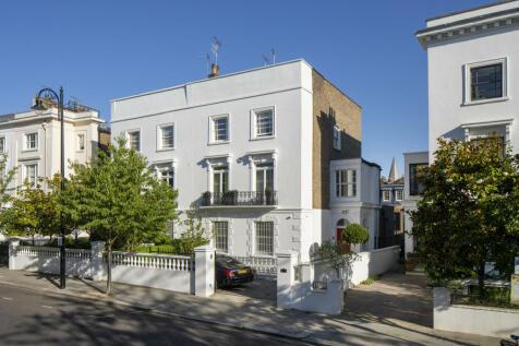 Chepstow Villas, London, W11. 7 bedroom house
