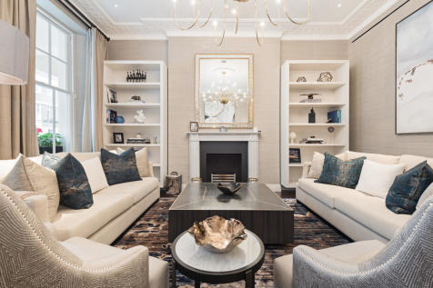 Eaton Place, London, SW1X. 3 bedroom duplex for sale