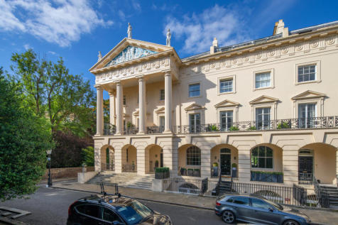 Hanover Terrace, London, NW1. 6 bedroom terraced house for sale