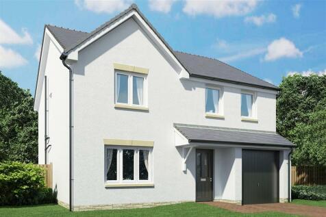 Ethiebeaton Park, Monifieth, Dundee, DD5. 4 bedroom detached house for sale