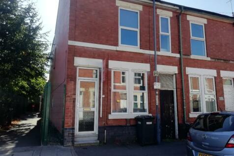Pybus Street, Derby, Derbyshire, DE22. 4 bedroom house share