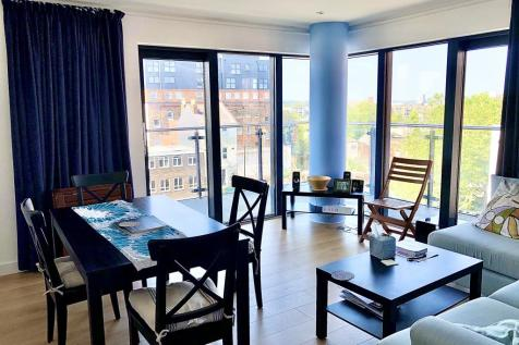 The Blake Building, Ocean Village. 2 bedroom apartment