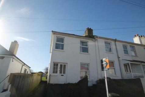 Beacon Road, Falmouth. 3 bedroom semi-detached house