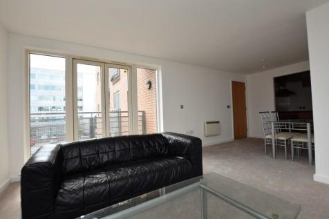 Triumph House, Coventry. 2 bedroom apartment