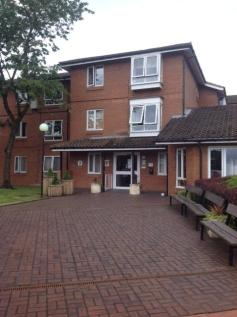 Ferrier Court, Carluke Street, Blackburn, Lancashire, BB1. 1 bedroom flat