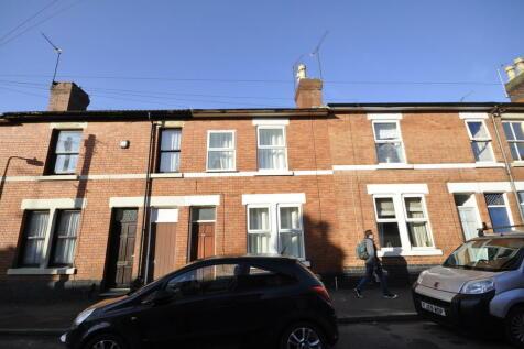 Redshaw Street, Derby, DE1 3SH. 4 bedroom house share