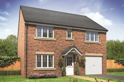 Carnoustie Close, Ashington, NE63. 5 bedroom detached house for sale