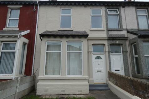 Gorton Street, Blackpool, Lancashire, FY1. 3 bedroom terraced house