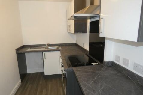 George Street, Blackpool, Lancashire, FY1. 2 bedroom apartment