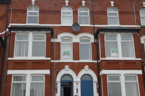 Albert Road, Blackpool, Lancashire, FY1. 1 bedroom apartment