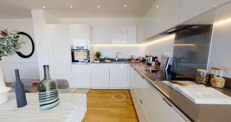 Banning Street, London, SE10. 3 bedroom apartment for sale