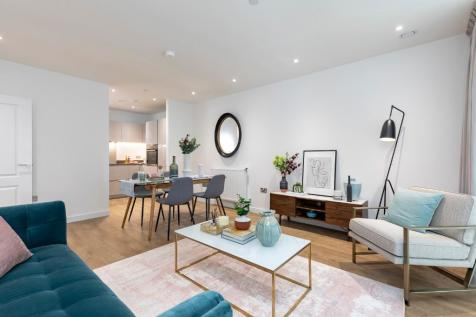 Banning Street, London, SE10. 2 bedroom apartment for sale