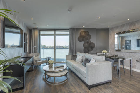 Banning Street, London, SE10. 3 bedroom apartment for sale