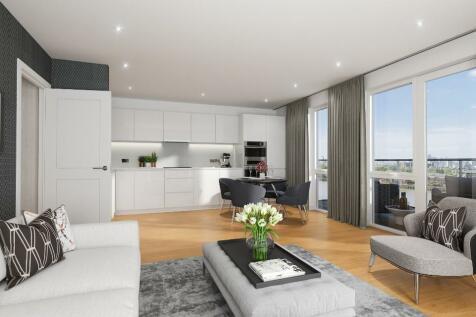 Banning Street, London, SE10. 3 bedroom apartment