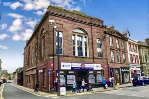 Flats 2-9 Old Courthouse Buildings, 3-5 Commerce Street,  DD11 1NA, Arbroath. Block of apartments for sale