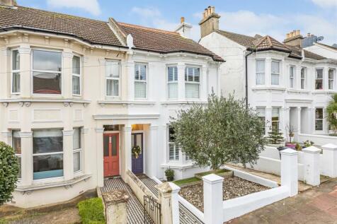 Waldegrave Road, Brighton. 4 bedroom house for sale