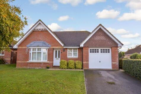 Riverbourne Road, Salisbury. 3 bedroom bungalow for sale
