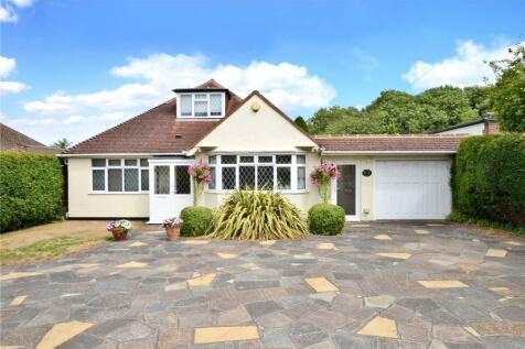Banstead Road, Banstead, Surrey, SM7. 4 bedroom bungalow for sale