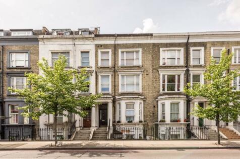 Warwick Road, Earls Court, London, SW5. 11 bedroom house
