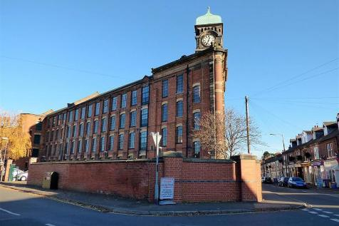 Victoria Mill, Town End Road, Draycott. 2 bedroom apartment