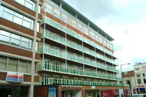 Babington Court, Gower Street. 2 bedroom apartment