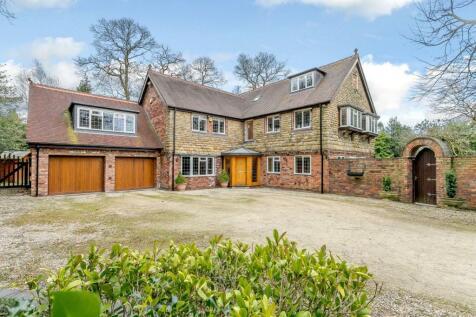 Hartopp Road, Four Oaks, Sutton Coldfield, West Midlands, B74. 5 bedroom detached house for sale