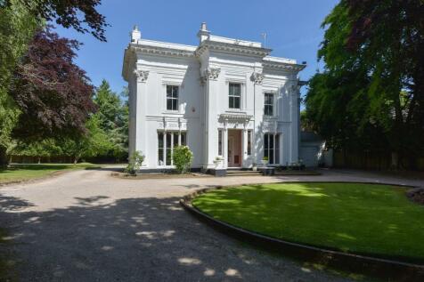 Beech Court, Wellington Road, Edgbaston, Birmingham, West Midlands, B15. 8 bedroom detached house for sale
