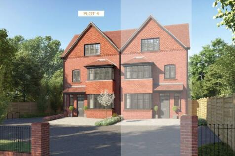 Oak Hill Grove, Oak Hill Villas, Surrey. 4 bedroom house for sale