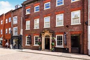 New Street, Worcester, WR1. 1 bedroom flat