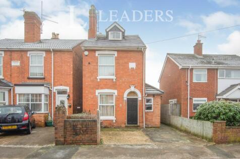 McIntyre Road, St. Johns, Worcester, WR2. 3 bedroom detached house