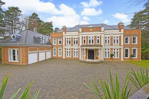 St Georges Hill, Surrey. 6 bedroom detached house