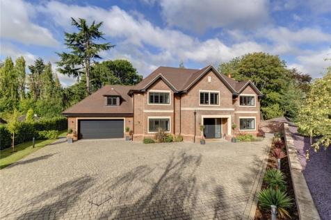 Valley Way, Gerrards Cross, Bucks, SL9. 7 bedroom detached house for sale