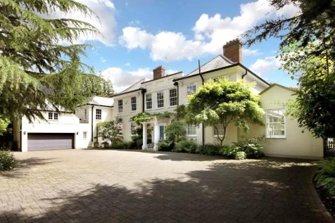 Burkes Road, Beaconsfield, HP9. 8 bedroom detached house for sale