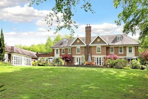 Long Grove, Seer Green, Beaconsfield, Buckinghamshire, HP9. 6 bedroom detached house for sale