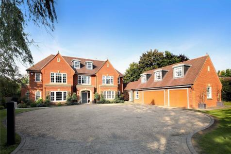 Penn Road, Beaconsfield, Buckinghamshire, HP9. 6 bedroom detached house for sale