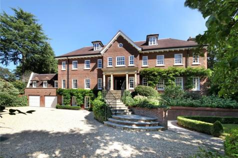 Camp Road, Gerrards Cross, SL9. 6 bedroom detached house for sale