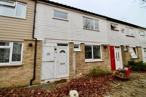 Ellindon, Bretton, Peterborough. 3 bedroom end of terrace house