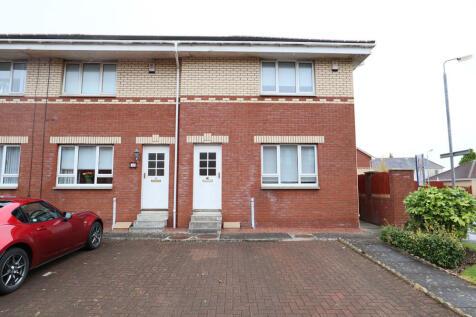 Nursery Avenue, Kilmarnock, Ayrshire, KA1. 3 bedroom end of terrace house for sale