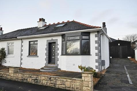 Glenapp Quadrant, Kilmarnock, East Ayrshire, KA1. 2 bedroom semi-detached bungalow