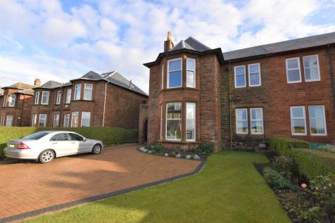 South Beach, Troon, South Ayrshire, KA10. 4 bedroom flat for sale