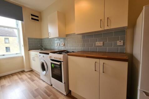 Cochran Street, Paisley, Renfrewshire, PA1. 1 bedroom flat
